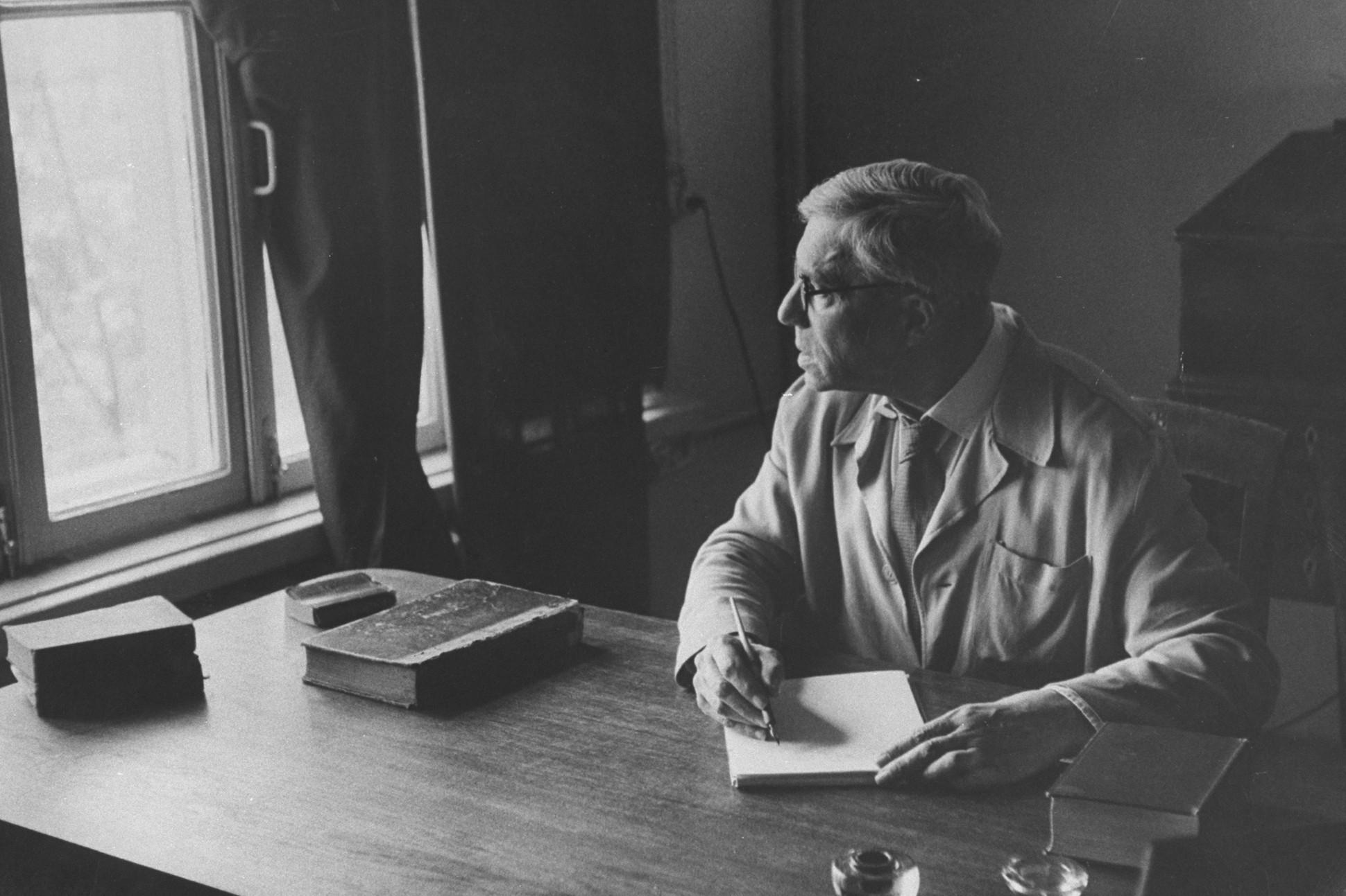 Boris Pasternak Poetry Foundation