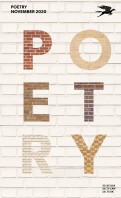 November 2020 Poetry Magazine cover